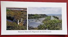 11 - Port-la-Nouvelle - Réserve Naturelle De Sainte Lucie - Ancien Salin - Port La Nouvelle
