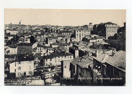 Perugia - Panorama Parziale - Viaggiata Nel 1938 - (FDC21543) - Perugia