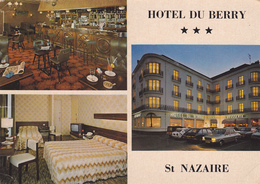 44-loire Atlantique-saint Nazaire-hotel Du Berry - Saint Nazaire