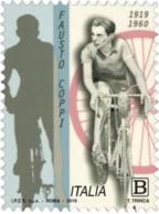 Italia - 2019 - Usato/used - Fausto Coppi - 6. 1946-.. Repubblica