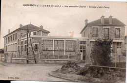 GOMMONVILLIERS - Les Nouvelles  Ecoles - Groupe Jules Ferry - France