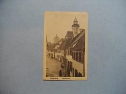 LAUTERBURG  -  LAUTERBOURG  -  67  -  Markplatz  -  Bas Rhin - Lauterbourg