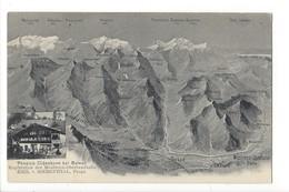 24625 - Pension Oldenhorn Bei Gstaad - BE Berne