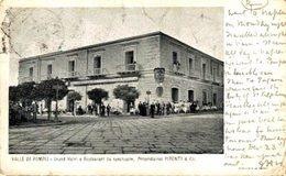 Valle Di Pompei, GRAND HOTEL E RESTAURANT .   Italia Italie Italien - Pompei