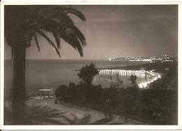TAORMINA - NOTTURNO - FORMATO GRANDE - VIAGGIATA 1968 - (rif. E86) - Messina