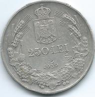 Romania - 1939 - Carol II - 250 Lei - KM57 - Romania