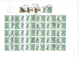 Belgique: 2236 - 31x Oblit Arlon (Remise D'envois) - Postdokumente