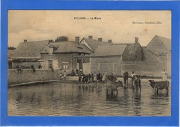 28 EURE ET LOIR - VILLARS La Mare, Carte Toilée - France