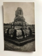 Foto Photo Ak Monument Cimetiere Militair Grand Guerre - Oorlogsbegraafplaatsen
