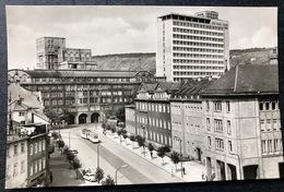 Jena Blick Zum Neuen Zeiss-Hochhaus/ Strassenbahn - Jena