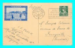 A830 / 579  Vignette Timbre Oostende Ostende Belgique - Erinnophilie - Reklamemarken