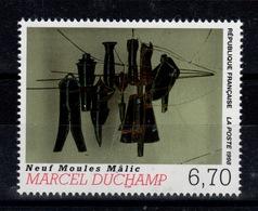 YV 3197 N** - Prix = Faciale , Marcel Duchamp - Ungebraucht
