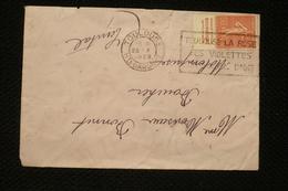 Lettre N°199 Bande Pub  Publicité Vins De Bourgogne Jaffelin 1928 - Advertising