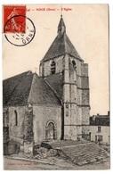 61 NOCE - L'église - Cpa Orne - France