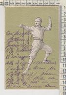 SCHERMA  FENCING  ESCRIME  FECHTEN  1902 - Escrime
