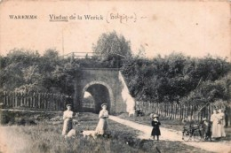 Belgique - Waremme - Viaduc De La Werick - Très Belle Animation - Waremme