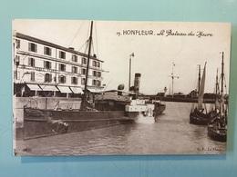 HONFLEUR  Le Bateau Du Havre - Honfleur
