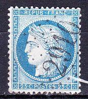 France-Yv 60A, GC 2910 Podensac (32) - Marcophilie (Timbres Détachés)