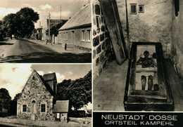 Neustadt / Dosse. Ortsteil Kampehl - Neustadt (Dosse)