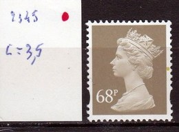 N°2345  Neuf** Reine Elisabeth 2 - 1952-.... (Elizabeth II)