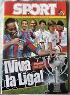 SUPLEMENTO ESPECIAL LIGA 2006-2007. DEL DIARIO SPORT - Revues & Journaux