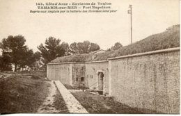 CPA - TAMARIS SUR MER - FORT NAPOLEON - Tamaris