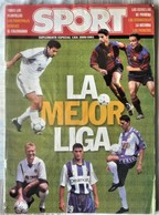 SUPLEMENTO ESPECIAL LIGA 2000-2001.  DEL DIARIO SPORT - Revues & Journaux