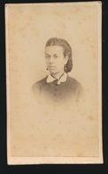CDV - PHOTOGRAPHE    L.DUCHATEL  TOURNAY     2 SCANS - Anciennes (Av. 1900)