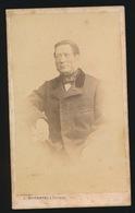 CDV - PHOTOGRAPHE    L.DUCHATEL  TOURNAI - Anciennes (Av. 1900)