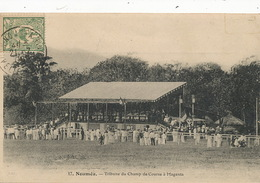 Nouvelle Caledonie New Caledonia Tribunes Champ De Course Magenta Hippodrome . P. Used . - Nuova Caledonia