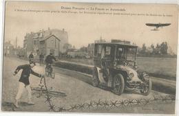 DOUANE FRANCAISE LA FRAUDE EN AUTOMOBILE - Douane