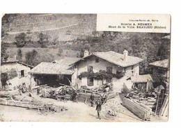 France 69 - Beaujeu - Scierie A. Nesmes    : Achat Immédiat - Beaujeu