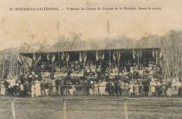 Nouvelle Caledonie New Caledonia Tribunes Champ De Course La Dumbea  Hippodrome . - Nuova Caledonia