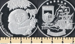 Bioko 100 Francs 2014 - Aequatorial-Guinea