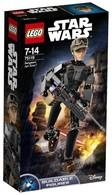 Lego Star Wars - SERGEANT JYN ERSO Buildable Figure Figurine Réf. 75119 Neuf - Lego