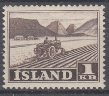 +Iceland 1950. Occupations. AFA / MICHEL 267. MNH(**). - 1944-... Republic
