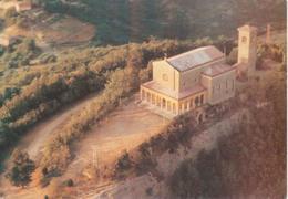 1245 PIANORO - SANTUARIO B.V. DEL MONTE DELLE FORMICHE - VIAGGIATA 1987 - Italy