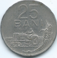 Romania - People's Republic - 1960 - 25 Bani - KM88 - Romania