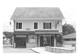 MENTHONNEX-EN-BORNES - Mairie - Autres Communes