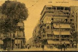 026 710 - CPA - Liège - Rue Du Pont D'avroy - Liege