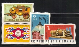 Roumanie 1984 Yvert 3541/42 Et 3553/54 Neufs** MNH (AB124) - Unused Stamps