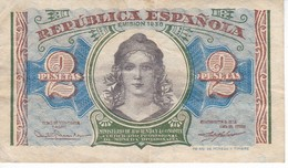 BILLETE DE 2 PTAS DEL AÑO 1938 DE LA REPUBLICA ESPAÑOLA SERIE A  (BANKNOTE) - 1-2 Pesetas