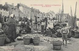 LE POULIGUEN - Salaison Et Expédition De La Sardine - Le Pouliguen