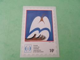 TC26 / ANTITUBERCULEUX / TUBERCULOSE  Grande Vignette 10 Frs ;1994/95  Neuf ** - Antitubercolosi