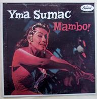 Yuma Sumac , Mambo: Vinyle USA LP 33 Tours Capitol M 11892 - World Music