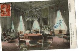 Bruxelles Hotel De Belle Vue Et De Flandre   Un Salon - Monuments