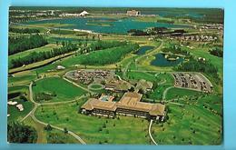 ETAT-UNIS----Walt Disney World--a World Of Golf Awaits You--voir 2 Scans - Orlando