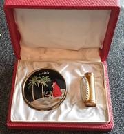 Coffret Poudrier – Rouge à Lèvres - Algérie 1962 - Accessories