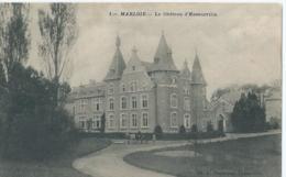 Marloie - Le Château D'Hassonville - 1910 - Marche-en-Famenne