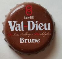 CAPSULE  MICRO BRASSERIE DE L' ABBAYE DE VAL DIEU -3 - Bière